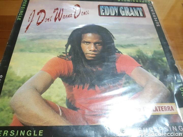DISCO VINILO MAXI EDDY GRANT (Música - Discos de Vinilo - Maxi Singles - Reggae - Ska)