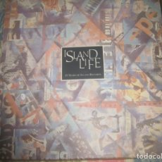 Discos de vinilo: ISLAND LIFE 25 YEARS OF ISLAND 1988 OG UK RECORDS 7LPS LEA DESCRIPCION. Lote 169356728