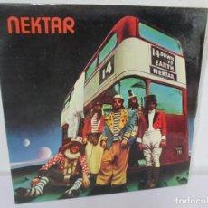 Discos de vinilo: NEKTAR. LP VINILO. RCA 1975. VER FOTOGRAFIAS ADJUNTAS. Lote 169371704