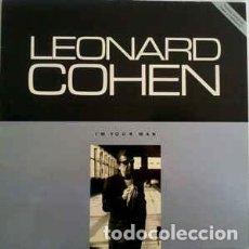 Discos de vinilo: LEONARD COHEN - I'M YOUR MAN (LP, ALBUM) . Lote 169382748