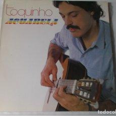 Discos de vinilo: TOQUINHO, ACUARELA, 1983. Lote 169399592