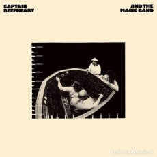 Discos de vinilo: CAPTAIN BEEFHEART AND THE MAGIC BAND CLEAR SPOT LP . FRANK ZAPPA ROCK BLUES. Lote 169399652