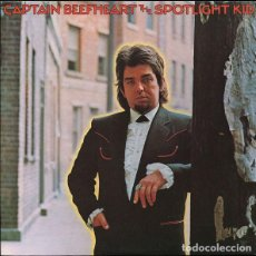 Discos de vinilo: CAPTAIN BEEFHEART THE SPOTLIGHT KID LP . FRANK ZAPPA ROCK BLUES CUBISM TOM WAITS. Lote 169400480