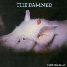Discos de vinilo: THE DAMNED STRAWBERRIES LP . PUNK CAPTAIN SENSIBLE DAVE VANIAN SEX PISTOLS CLASH. Lote 169413692