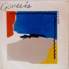 Discos de vinilo: GENESIS. ABACAB. LP ESPAÑA + FUNDA INTERIOR CON LETRAS. Lote 169414964