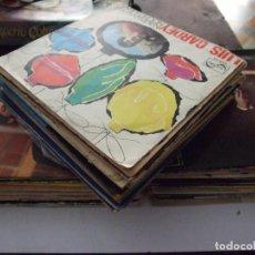 Discos de vinilo: GRAN LOTE DE 61 SINGLES - MUSICA VARIADA - ESTAN EN BUEN ESTADO SALVO 6. Lote 169416740