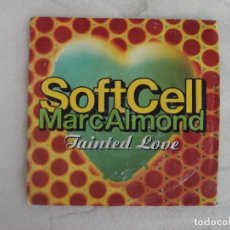 Discos de vinilo: SOFT CELL, MARC ALMOND, TAINTED LOVE, SINGLE EDICION INGLESA 1981 MERCURY. Lote 169426644
