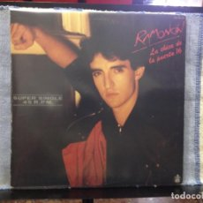 Discos de vinilo: RAMONCIN - LA CHICA DE LA PUERTA 16 MAXI SINGLE 12' VINYL 1984 SPAIN. NM - NM. Lote 169427532