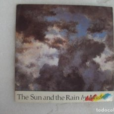 Discos de vinilo: MADNESS, THE SUN AND THE RAIN, SINGLE EDICION INGLESA 1983 STIFF RECORDS. Lote 169427924