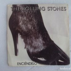 Discos de vinilo: THE ROLLING STONES, START ME UP. SINGLE EDICION ESPAÑOLA 1981 EMI-ODEON. Lote 169428420