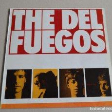 Discos de vinilo: THE DEL FUEGOS - THE LONGEST DAY. Lote 169433332