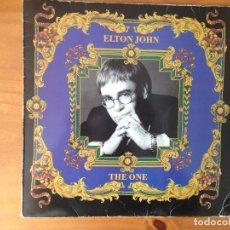 Discos de vinilo: VINILO ELTON JOHN -THE ONE-. Lote 169433804