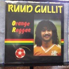 Discos de vinilo: RUUD GULLIT - ORANGE REGGAE / RARISIMO LP VINYL 1988 PHILIPS 836436-1 COLOMBIA. NM-NM . Lote 169434176