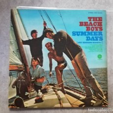 Discos de vinilo: THE BEACH BOYS - SUMMER DAYS (AND SUMMER NIGHTS!!) LP ORIGINAL JAPON 1975. Lote 169452532