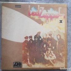 Discos de vinilo: LED ZEPPELIN - LED ZEPPELIN II ORIGINAL JAPAN ATLANTIC RECORDS 1976. Lote 169453624