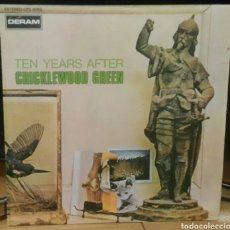 Discos de vinilo: TEN YEARS AFTER/ EDICION ESPAÑOLA 1970. Lote 169465101