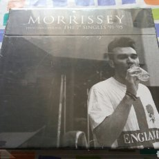 Discos de vinilo: MORRISSEY SINGLES 91/95. Lote 169487756