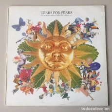 Discos de vinilo: TEARS FOR FEARS - TEARS ROLL DOWN (GREATEST HITS 82-92) (1992) LP. Lote 169514873