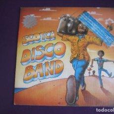Dischi in vinile: SCOTCH SG BLANCO Y NEGRO PROMO 1984 - DISCO BAND +1 ITALODISCO - ELECTRONICA POP - SIN USO. Lote 169542532