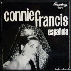 Discos de vinilo: CONNIE FRANCIS // ESPAÑOLA // PERGOLA // 1965 // EP. Lote 169562248