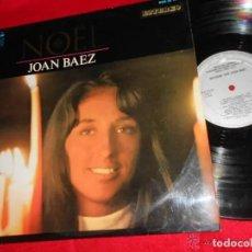 Discos de vinilo: JOAN BAEZ-NOEL LP VINILO 1966 SPAIN. Lote 169576060