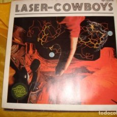 Discos de vinilo: LASER-COWBOYS . ULTRA WARP. ZYX, 1985. MAXI-SINGLE. IMPECABLE (#). Lote 169589756