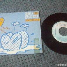 Discos de vinilo: ALASKA Y DINARAMA, DESOCNGELATE, SINGLE , HOY FANGORIA. Lote 169600800