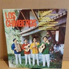 Discos de vinilo: LOS CHIMBEROS / QUE BONITO ES CASTRO / EP - ZAFIRO-1964 / MBC. ***/***. Lote 169625588