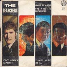Discos de vinilo: EP THE SEARCHERS ADIOS MI AMOR . Lote 169644476