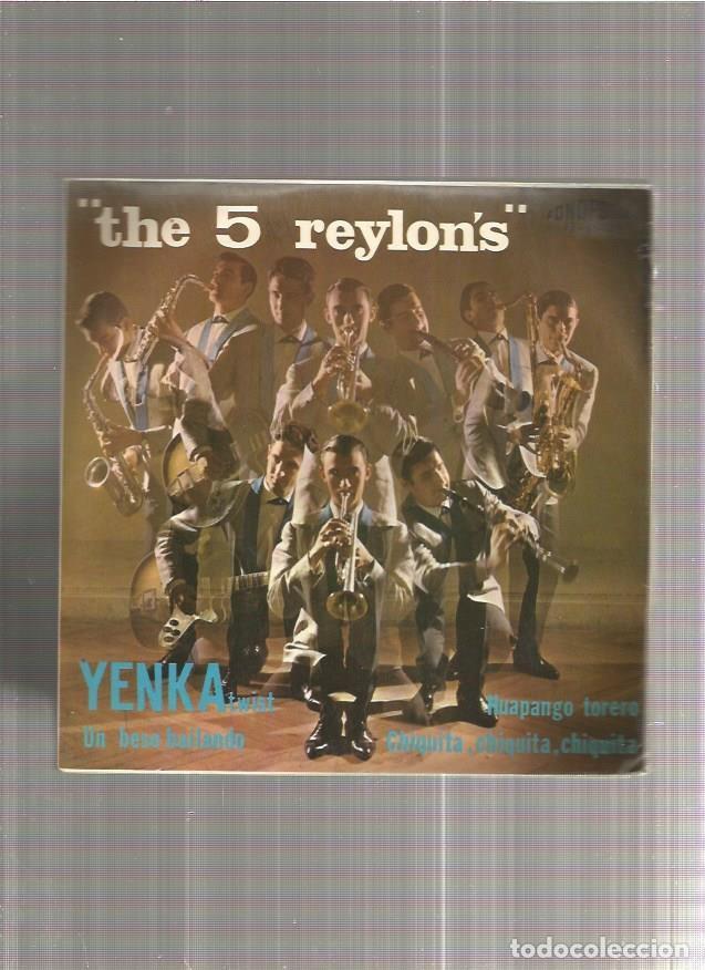 5 REYLON YENKA TWIST (Música - Discos de Vinilo - EPs - Flamenco, Canción española y Cuplé)