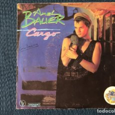 Discos de vinilo: AXEL BAUER ?– CARGO GÉNERO: ELECTRONIC ESTILO: SYNTH-POP AÑO: 1983 PISTAS CARGO . Lote 169677816