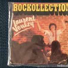 Discos de vinilo: LAURENT VOULZY ?– ROCKOLLECTION SELLO: RCA VICTOR ?– PB 8067 FORMATO: VINYL, 7 , 45 RPM. Lote 191357728