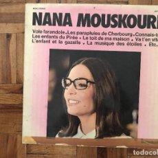 Discos de vinilo: NANA MOUSKOURI – NANA MOUSKOURI SELLO: IMPACT – 6371 115 FORMATO: VINYL, LP, COMPILATION. Lote 169685636