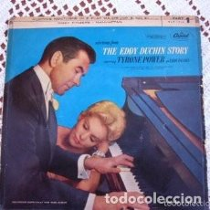 Discos de vinilo: THE EDDY DUCHIN STORY PART 1 EP 1958. Lote 169694220