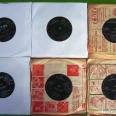 Discos de vinilo: LOTE 6 SINGLES INGLESES DE LOS 60. Lote 169705132