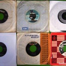 Discos de vinilo: LOTE 6 DISCOS ESTADOUNIDENSES. Lote 169706448