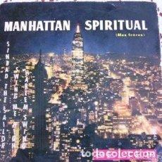 Discos de vinilo: MANHATTAN SPIRITUAL (MES FRÈRES) POR REG OWEN Y SU ORQUESTA EP 1959. Lote 169726152