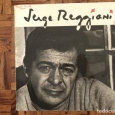 Discos de vinilo: SERGE REGGIANI ?– ALBUM N° 2 - BOBINO SELLO: DISQUES JACQUES CANETTI ?– 48 819 FORMATO: VINYL, LP, . Lote 169734836