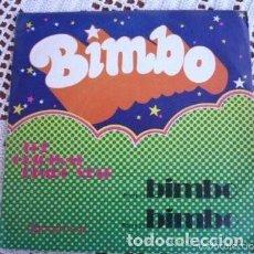 Discos de vinilo: THE ORIGINAL BIMBO STAR BIMBO EP 1975. Lote 169745036