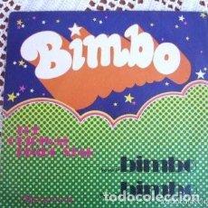 Discos de vinilo: THE ORIGINAL BIMBO STAR BIMBO EP 1975. Lote 169745172
