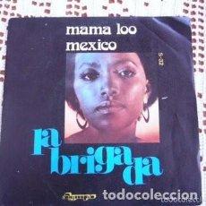 Dischi in vinile: LA BRIGADA MAMA LOO EP 1973. Lote 169747252