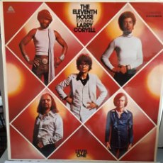 Discos de vinilo: THE ELEMENTS HOUSE FEATURING LARRY CORYELL. Lote 169747960