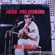 Discos de vinilo: JOSÉ FELICIANO QUÉ SERÁ EP 1971. Lote 169748588