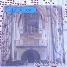 Discos de vinilo: EL ÓRGANO I GUÍA PARA LA MÚSICA EDITORIAL CODEX HISTORIA DE LA MÚSICA SINGLE 1966. Lote 169750620
