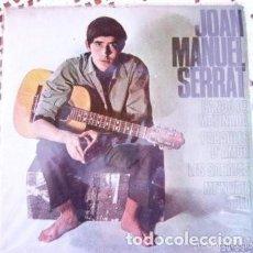 Discos de vinilo: JOAN MANUEL SERRAT CANÇÓ DE MATINADA EP 1966. Lote 169754304