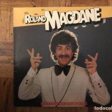 Discos de vinilo: ROLAND MAGDANE ?– ENREGISTREMENT PUBLIC SELLO: FLARENASCH ?– 723 617 FORMATO: VINYL, LP, ALBUM PAÍS. Lote 169757532