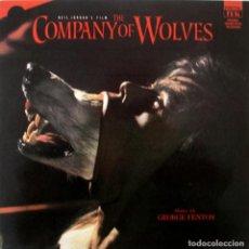 Discos de vinilo: EN COMPAÑÍA DE LOBOS. THE COMPANY OF WOLVES. GEORGE FENTON. Lote 169760712