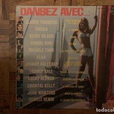 Discos de vinilo: DANSEZ AVEC... SELLO: PHILIPS ?– 840.579 PY SERIE: JOURS DE FRANCE – , DANSEZ AVEC... – FORMATO: LP. Lote 169766280