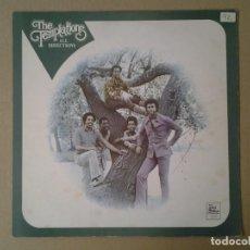 Discos de vinilo: THE TEMPTATIONS -ALL DIRECTIONS- LP TAMLA MOTOWN 1972 STML 11218 ED. INGLESA MUY BUENAS CONDICIONES.. Lote 169785444