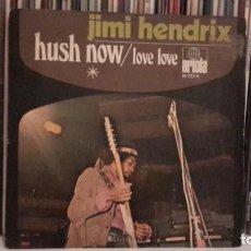 Discos de vinilo: JIMI HENDRIX - HUSH. Lote 169786820